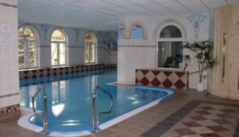 Lázeňský dům Praha - bazén