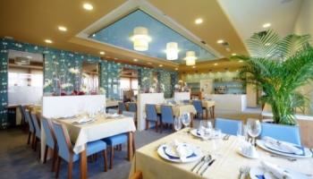 Restaurace ve Spa Resortu Lednice