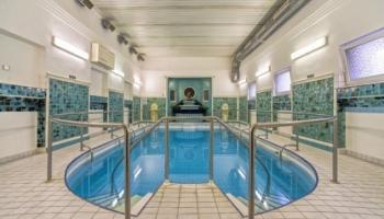 Bazény v hotelech v Poděbradech