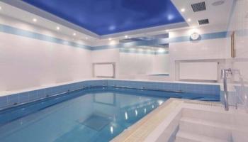 Hotel Belvedere - bazén