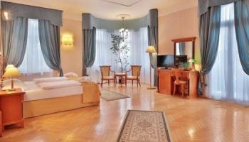 Hotel Belvedere - pokoje