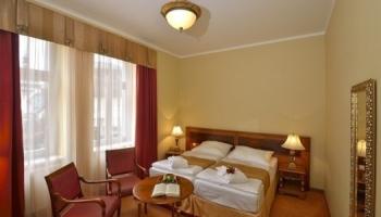 Hotel Continental v Mariánských Lázních