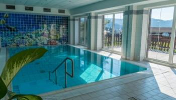 Hotel Mesit v Beskydech - bazén