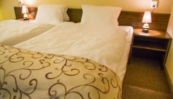 Hotel Mesit v Beskydech - pokoje