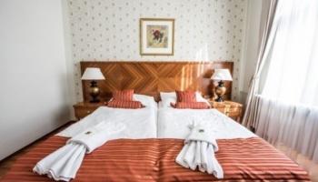 Hotel Priessnitz - pokoje