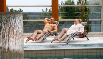 Lázeňský hotel Terra - bazén a wellness centrum