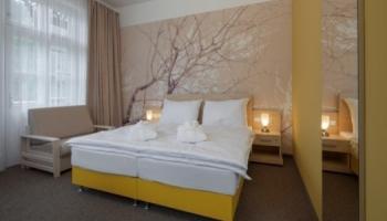 Lázeňský hotel Terra - ubytování
