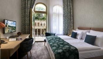 Hotel Astoria v Karlových Varech - pokoj