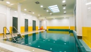 Hotel Astoria v Karlových Varech - bazén