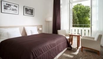 Spa & Kur hotel Harvey ve Františkových Lázních
