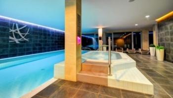 Wellness hotel Pohoda - bazén